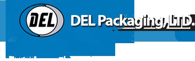 Del Packaging Logo